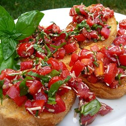 Balsamic-Bruschetta