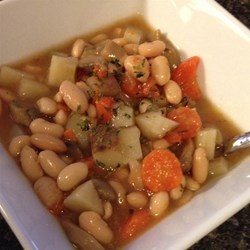 Vegetarian-Cassoulet